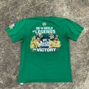 2013 Notre Dame Football Tee sz Large
